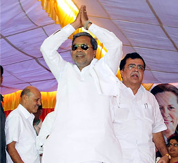 Karnataka CM Siddaramaiah is genuinely concerned about the welfare of the poor. Do you agree?
